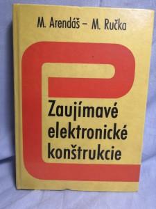 náhled knihy - Zaujímavé elektronické konštrukcie