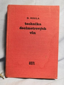 náhled knihy - Technika decimetrových vln : theorie a technika zapojení pro decimetrové vlny