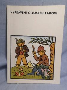 náhled knihy - Vyprávění o Josefu Ladovi