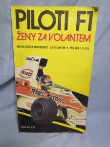 náhled knihy - Piloti F1 Ženy za volantem