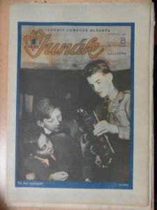 náhled knihy - Junák : Týdeník junácké mládeže (Číslo 8, 1945)