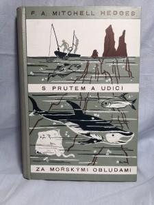 náhled knihy - S prutem a udicí za mořskými obludami