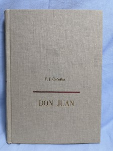 náhled knihy - Don Juan