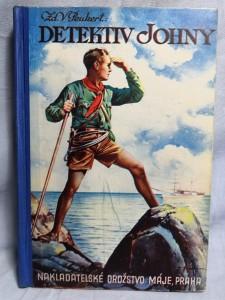náhled knihy - Detektiv Johny : (dobrodružství anglického skautíka)