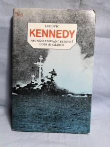 náhled knihy - Pronásledování bitevní lodi Bismarck