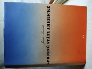 náhled knihy - Spojené státy americké : hospodářsko-politický vývoj národa
