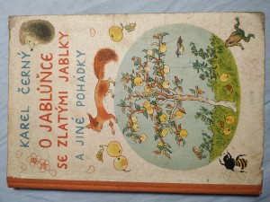 náhled knihy - O jablůňce se zlatými jablky a jiné pohádky