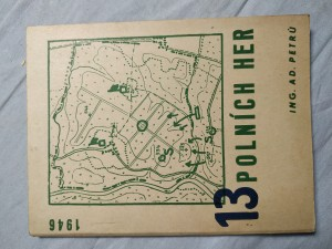 náhled knihy - 13 polních her
