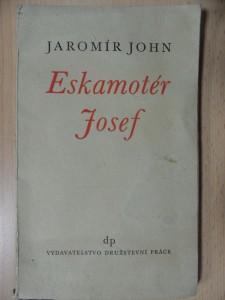 náhled knihy - Eskamotér Josef