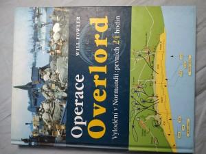 náhled knihy - Operace Overlord : invaze v Normandii : prvních 24 hodin