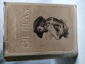 náhled knihy - Gil Blas