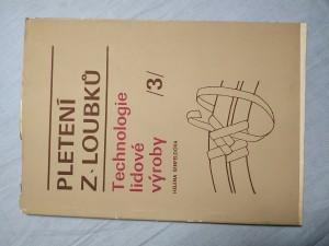 náhled knihy - Pletení z loubků