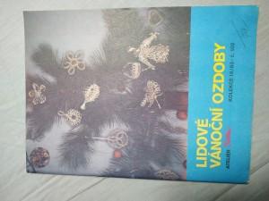 náhled knihy - Lidové Vánoční ozdoby kolekce IX/83 - č. 102
