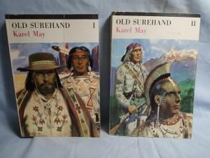náhled knihy - Old Surehand I. a II.