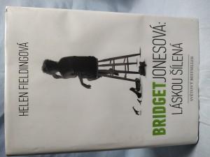 náhled knihy - Bridget Jonesová: láskou šílená