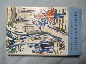 náhled knihy - Kytice ze Slovácka