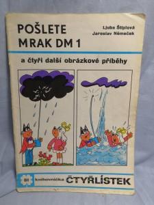 náhled knihy - Čtyřlístek: Pošlete mrak DM 1 č. 51
