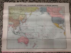 náhled knihy - Východní Asie, Tichomoří, Severní a Střední Amerika