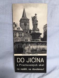 náhled knihy - Do jičína a Prachovských skal na neděli, na dovolenou!