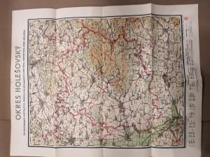 náhled knihy - Okres Holešovský