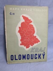 náhled knihy - Kraj Olomoucký