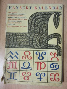 náhled knihy - Hanácký kalendář 1969