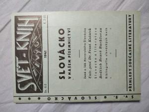 náhled knihy - Slovácko v našem písemnictví