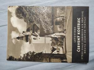 náhled knihy - Letovisko Červený Kostelec