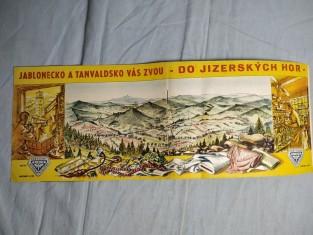 náhled knihy - Jablonecko a Tanvaldsko Vás zvou do Jizerských Hor