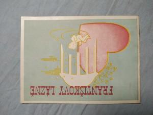 náhled knihy - Františkovy Lázně - průvodce