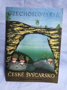 náhled knihy - České Švýcarsko