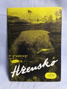 náhled knihy - Hřensko : brána Českého Švýcarska