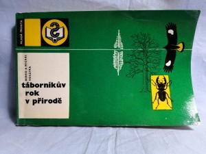 náhled knihy - Táborníkův rok v přírodě