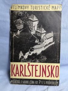 náhled knihy - Karlštejnsko