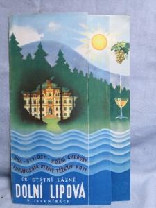 náhled knihy - Dolní Lipová v jeseníkách
