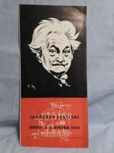 náhled knihy - Janáčkův Festival
