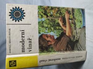 náhled knihy - Moderní vinař