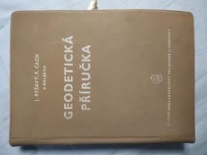 náhled knihy - Geodetická příručka : Určeno zeměměř., staveb. a les. inž. a technikům