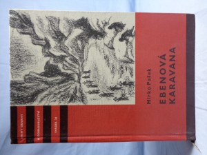 náhled knihy - Ebenová karavana : román