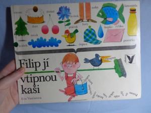 náhled knihy - Filip jí vtipnou kaši