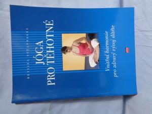 náhled knihy - Jóga pro těhotné
