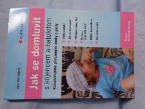 náhled knihy - Jak se domluvit s kojencem a batoletem : komunikujeme přirozenými znaky a gesty