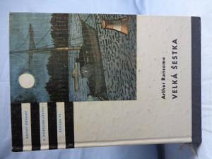 náhled knihy - Velká šestka