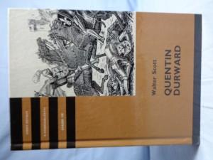 náhled knihy - Quentin Durward : Pro čtenáře od 12 let