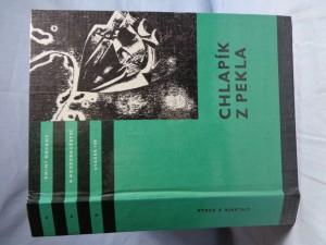 náhled knihy - Chlapík z pekla : výbor ze sovět. vědeckofantastické literatury
