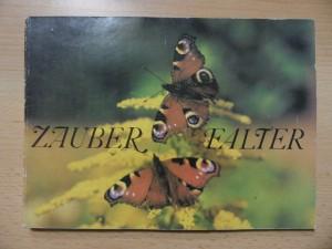 náhled knihy - Zauber Falter