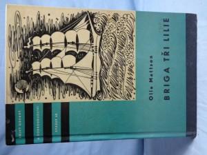 náhled knihy - Briga Tři lilie