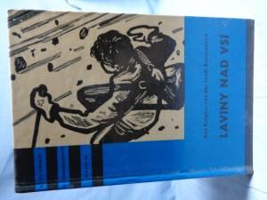 náhled knihy - Laviny nad vsí