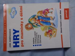 náhled knihy - Hry pro maminky s dětmi