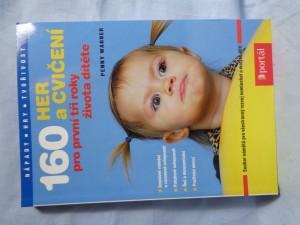 náhled knihy - 160 her a cvičení pro první tři roky života dítěte